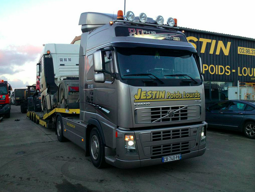vehicle recovery carry reversal for trailers semi trailers man renault daf volvo
